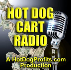 Hot Dog Cart Radio