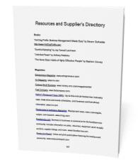 hot dog cart business resources